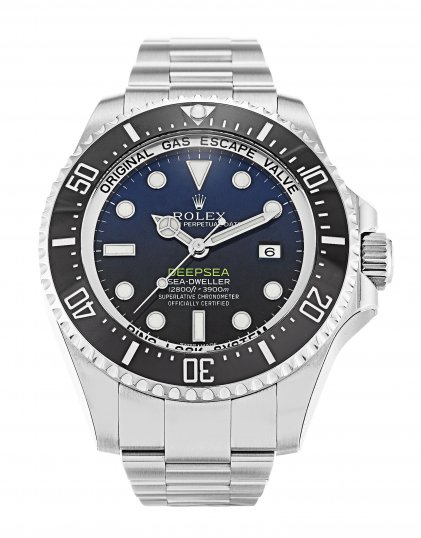 Rolex 116660 blue