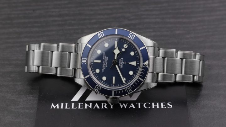 tudor 79030B navy blue