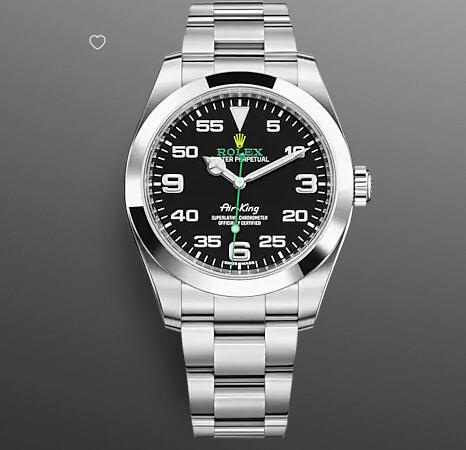 rolex air king 11690 price