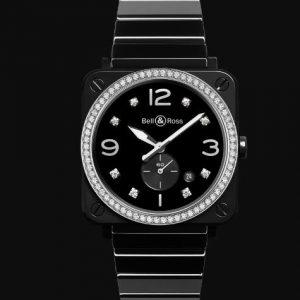 BR S BLACK CERAMIC DIAMONDS