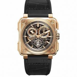 BR-X1 TOURBILLON ROSE GOLD