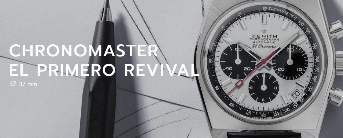 Replica Zenith Chronomaster Watches