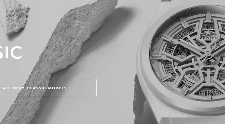 Replica Zenith Defy Watches