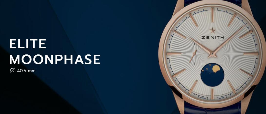 Replica Zenith ELITE watches