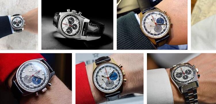 Replica Zenith El Primero Revival Watches