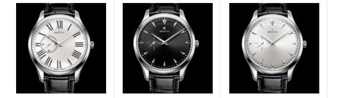 Replica Zenith Héritage Watches
