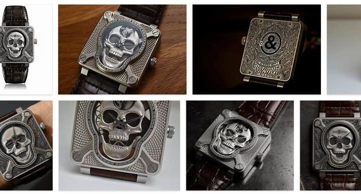 bell and ross br 01 skull