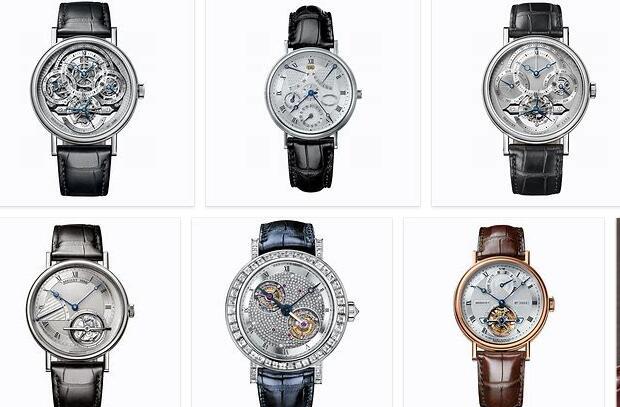 Breguet Classique Complications Watches