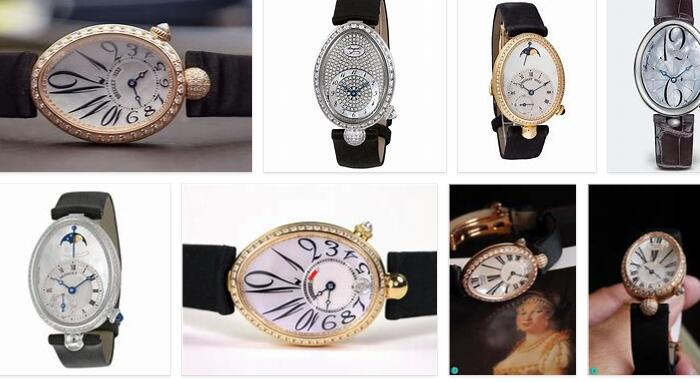 Breguet Reine de Naples Watches
