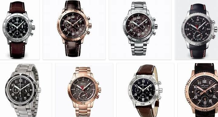 Breguet Type XX XXI XXII Watches