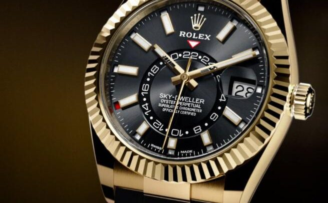 Replica Rolex Sky-Dweller Watches 2020