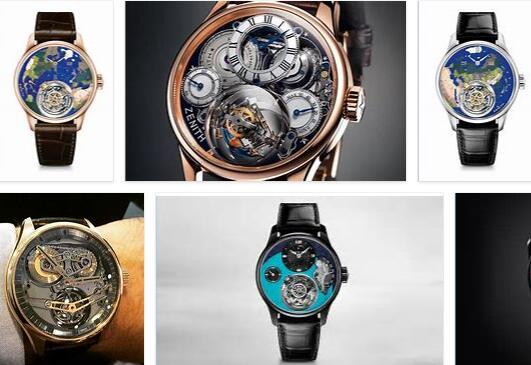 Zenith Academy Watches replica