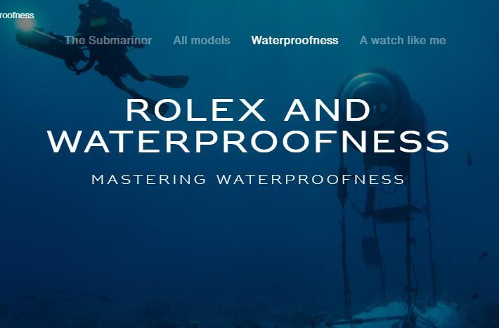 waterproofness