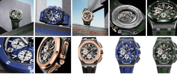 Audemars Piguet Royal Oak Offshore Selfwinding Chronograph 44mm Watch
