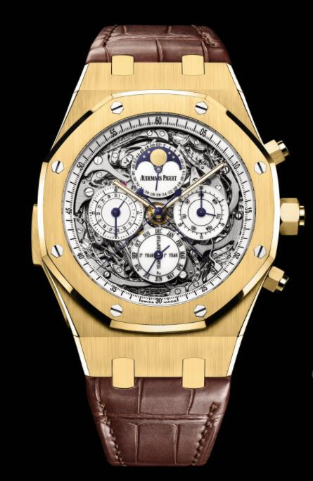 Audemars Piguet Royal Oak Watch 26065BA-OO-D088CR-01