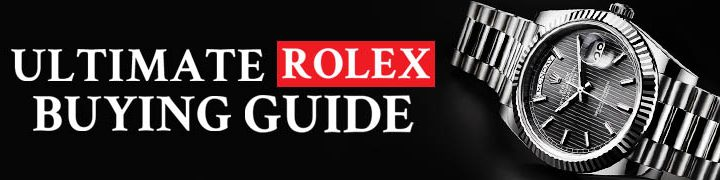 ROLEX BUYING GUIDE