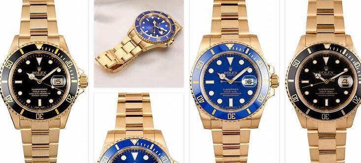 Rolex Submariner 126618