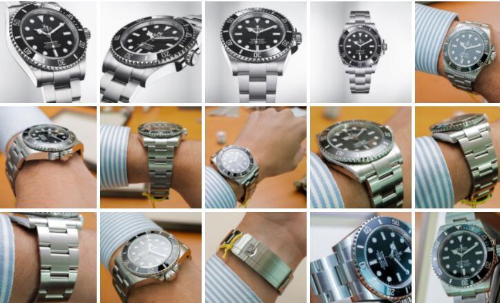 rolex submariner no date 124060 replica watch