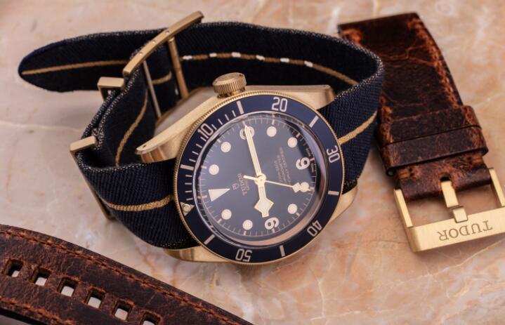 Tudor Black Bay Bronze Bucherer Blue 79250BB-0001